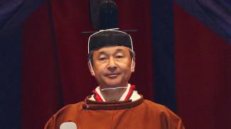 Император Японии Нарухито. Фото   AP Photo