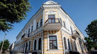 Брестский областной краеведческий музей. Фото из архива