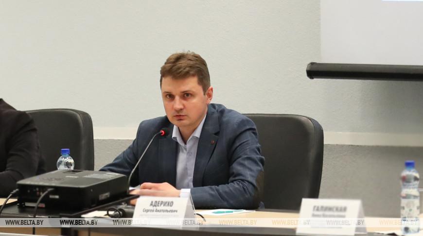 Сергей Адерихо. Фото из архива