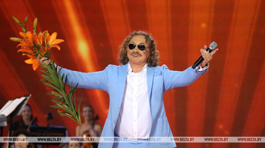 Лукашенко: творчество Игоря Николаева — особое явление в музыкальной культуре