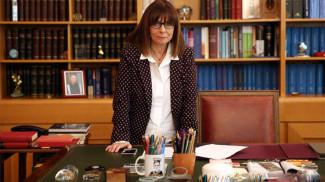 Екатерина Сакелларопулу. Фото   Associated Press