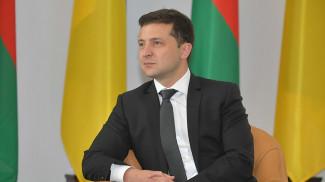 Владимир Зеленский. Фото из архива