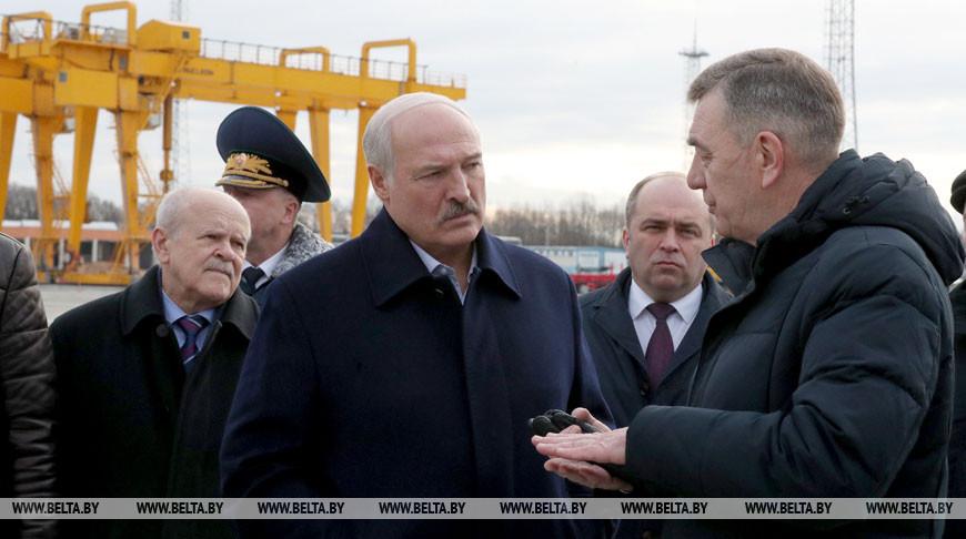 Лукашенко пообещал серьезно взяться за импортозамещение