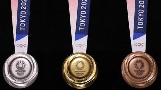 Фото организаторов Олимпиады в Токио