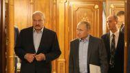 """Лукашенко о переговорах с Путиным: о многом поговорили, дошли """"до глубины седых времен"""""""