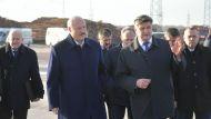 Лукашенко заверили в отсутствии экологических претензий к работе нового производства на Светлогорском ЦКК