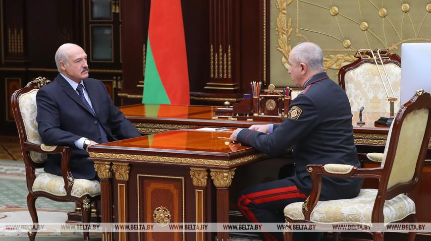 Президент: недостатков хватает по всех органах власти, в том числе и милиции