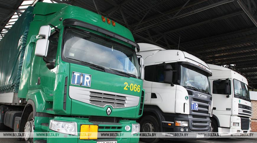 Ввозимые в Беларусь грузовые автомобили экологического класса 6 освобождаются от утильсбора и НДС