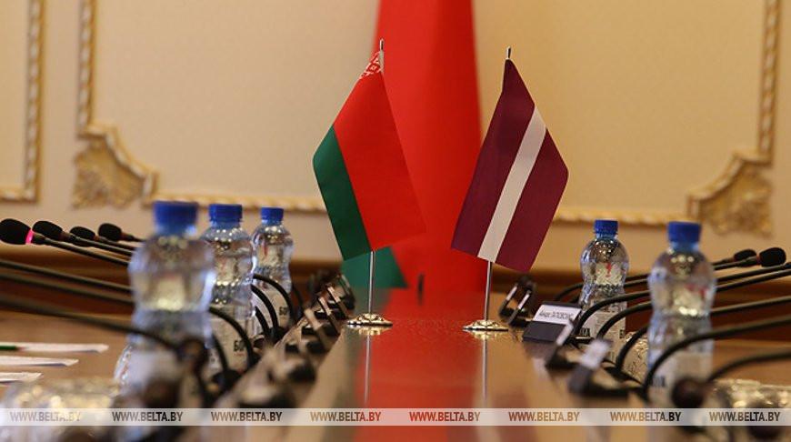 Состоялся телефонный разговор Лукашенко с Президентом Латвии Эгилсом Левитсом
