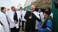 Лукашенко дал наказ бизнесменам: главное - это люди