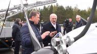"""""""Очень впечатляет"""" - Лукашенко оценилразработки белорусских ученых по развитиюэлектротранспорта"""