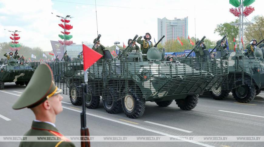 Лукашенко: военный парад в Минске — в честь всех советских воинов, освободивших мир от нацизма