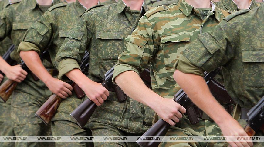 До 100 молодых офицеров запаса призовут в этом году на службу в Вооруженные Силы