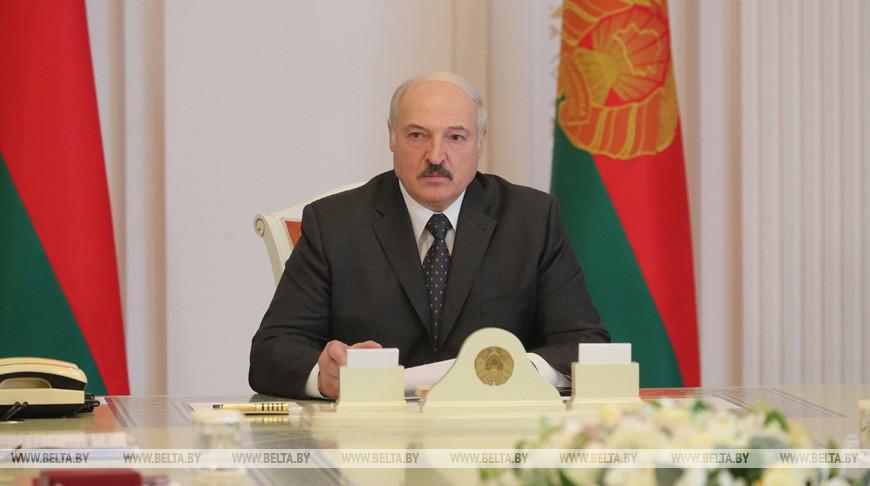Александр Лукашенко о проведении избирательной кампании: демократия демократией, но беспредела быть не должно