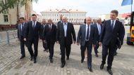 Лукашенко о наведении порядка в Полоцке перед его приездом: я чистый и аккуратный город с собой не увезу