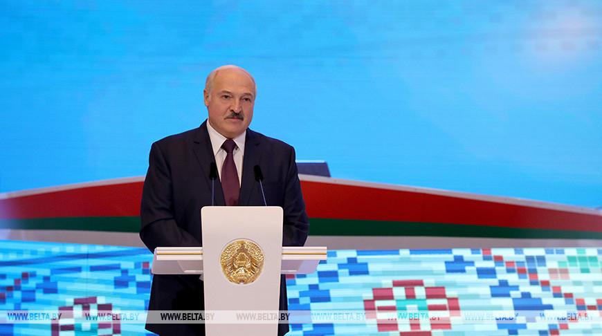 Лукашенко: суверенитет — это не абстрактное понятие, а то, что позволяет нам оставаться белорусами