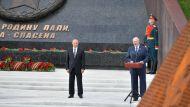 Лукашенко: Беларусь и Россия едины в стремлении защитить правду о Великой Победе