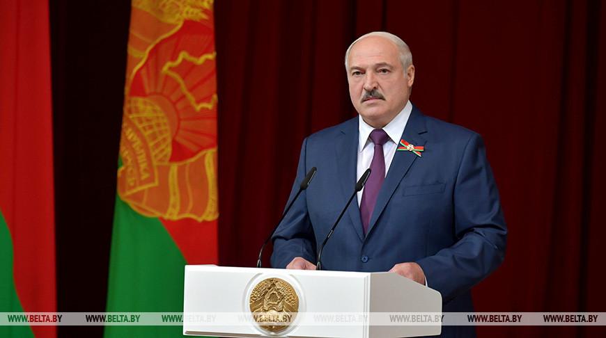 Лукашенко: к независимости белорусы шли более тысячи лет. Её истоки - в седой древности
