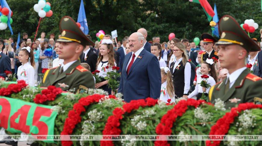 Никто не в состоянии извне поколебать стабильность и независимость Беларуси — Лукашенко