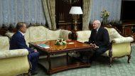 Лукашенко предлагает Сбербанку России участвовать в финансировании крупных проектов