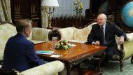 Лукашенко о фонтане от Сбербанка России в Минске: это действительно украшение Беларуси