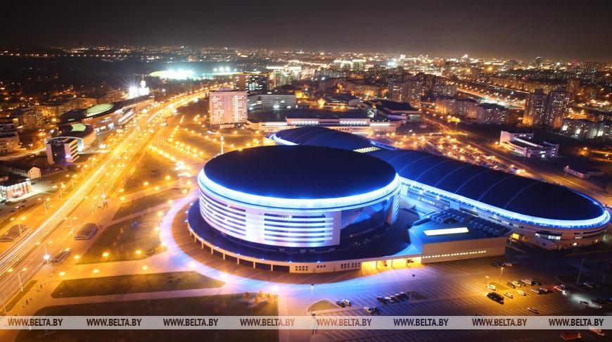 """Комплекс """"Минск-Арена"""", 2019 год. Фото из архива"""