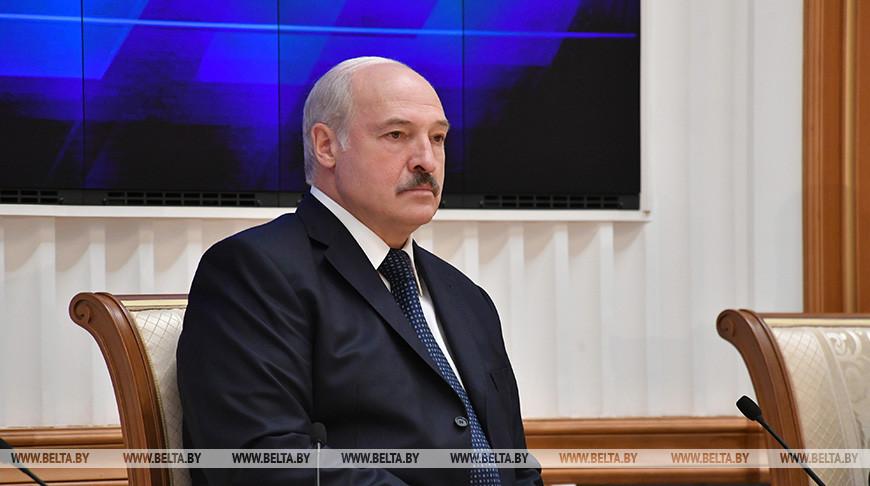 Лукашенко: такого давления, как в эти дни, Беларусь не испытывала за все время независимости