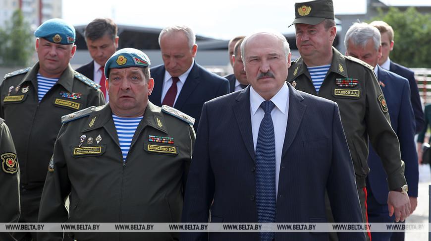 Лукашенко посетит 103-ю Витебскую воздушно-десантную бригаду. Чем она известна?