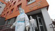 Лукашенко: на каждом этапе борьбы во время пандемии Беларусь принимала адекватные меры