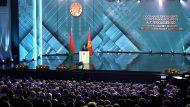"""Лукашенко: мы гордимся молодым поколением, несмотря на распространение в их среде """"иных мнений"""""""