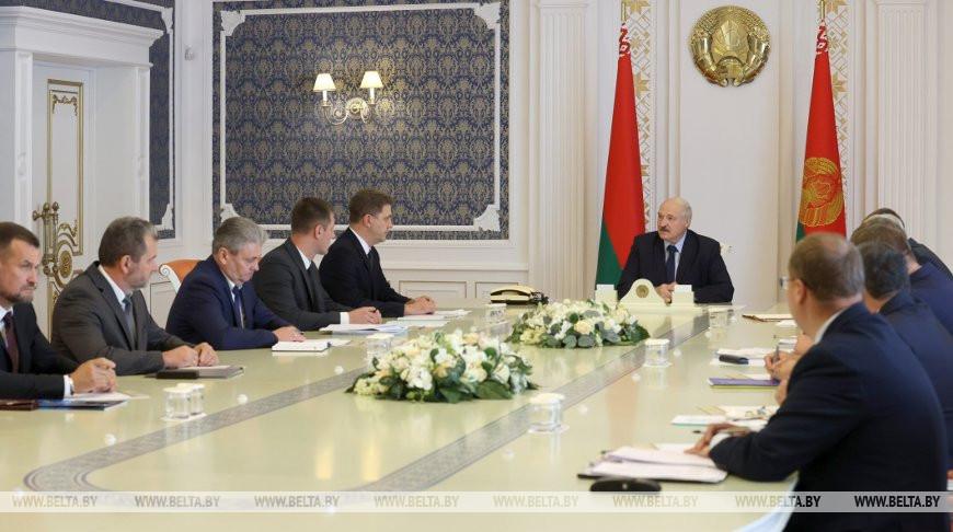Лукашенко: возведение жилья является приоритетом государственной политики в строительной отрасли