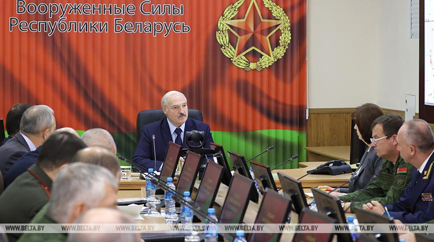 Лукашенко: нам не нужны никакие зарубежные правительства, никакие посредники