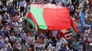 """""""Окунемся в это болото, не вылезем никогда"""" - Лукашенко о призывах к новым выборам"""
