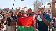 Лукашенко: хочу, чтобы наши дети и внуки жили на своей земле, в своем государстве