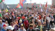 Лукашенко: если только мы пойдем на поводу у них, мы сорвемся в штопор