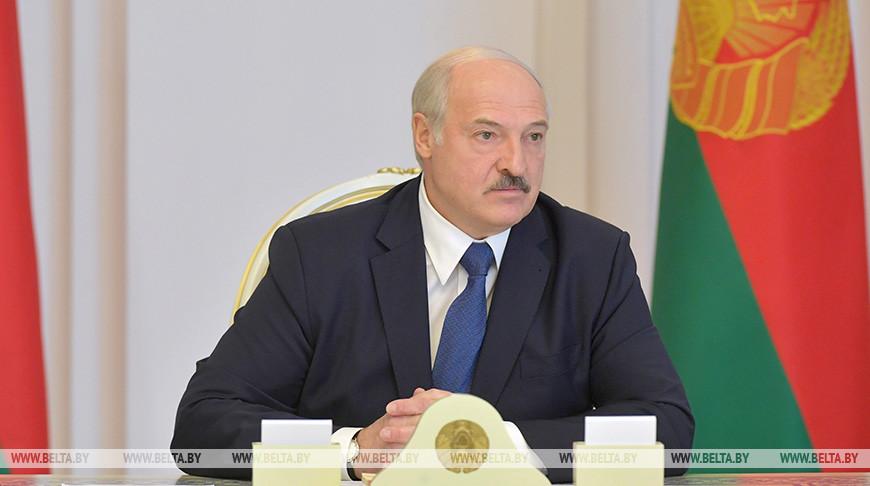 «Не нагнетание обстановки» — Лукашенко подтверждает озабоченность ситуацией вдоль западных границ Беларуси