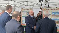 Орша должна начинать использовать больше собственных ресурсов для развития района - Лукашенко