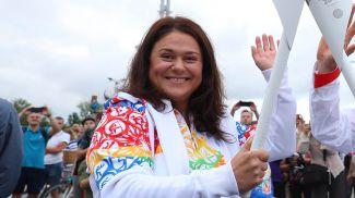 Наталья Цилинская. Фото из архива