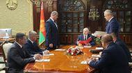 Лукашенко обновил руководство в нескольких районах Гомельской области