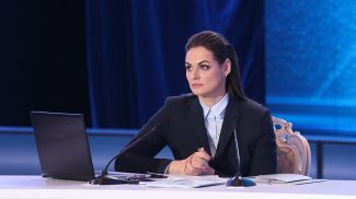 Наталья Эйсмонт. Фото из архива