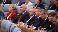 Лукашенко: вместе мы вернем в Беларусь спокойный ритм жизни и продолжим строить независимое будущее