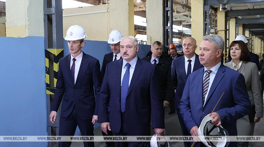 Лукашенко посещает «МАПИД», где ознакомится с системными вопросами развития жилищного строительства