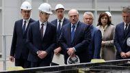 Лукашенко обращает внимание на возможность шире продвигать белорусские строительные услуги в Россию