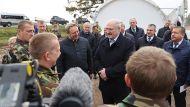 Лукашенко о тружениках села: если бы у нас и в Минске такой народ был, мы были бы самыми богатыми