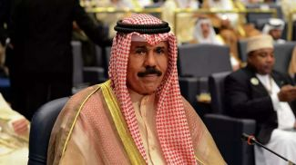 Наваф аль-Ахмед аль-Джабер аль-Сабах. Фото AP