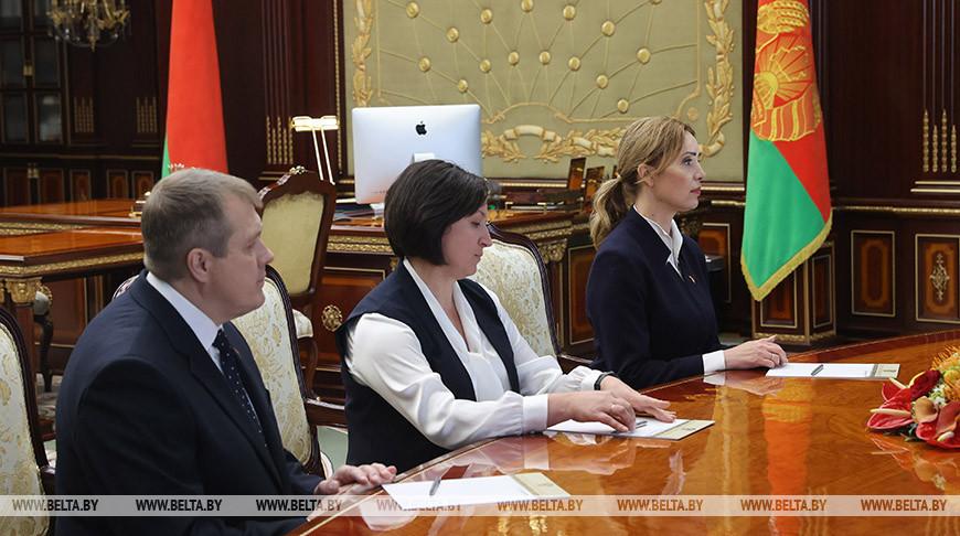 Александр Баханович, Наталья Лаптева, Наталья Карчевская