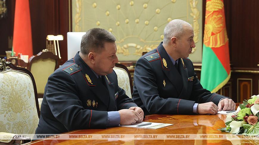 Александр Барсуков и Юрий Караев