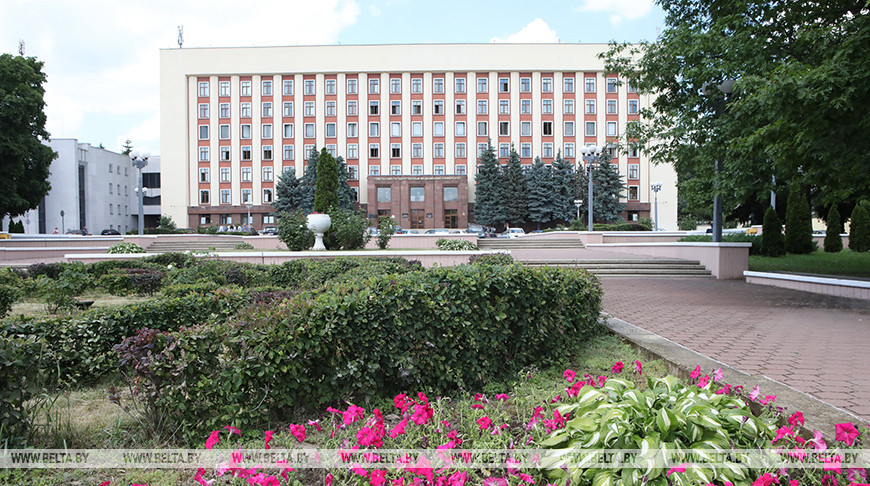 Гомельский государственный медицинский университет. Фото из архива