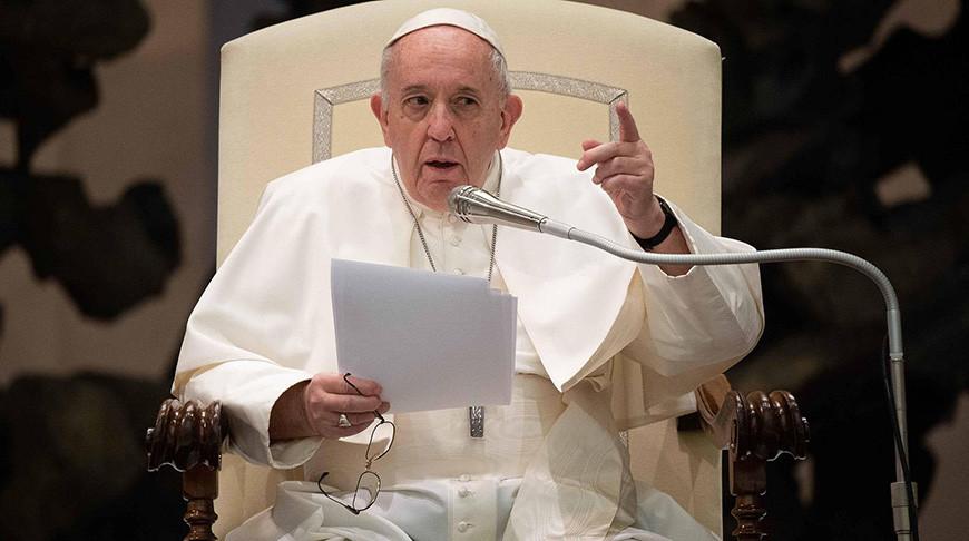 Лукашенко высказался о приглашении Папы Римского в Беларусь