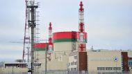 Первый энергоблок Белорусской атомной электростанции вышел на мощность 400 МВт